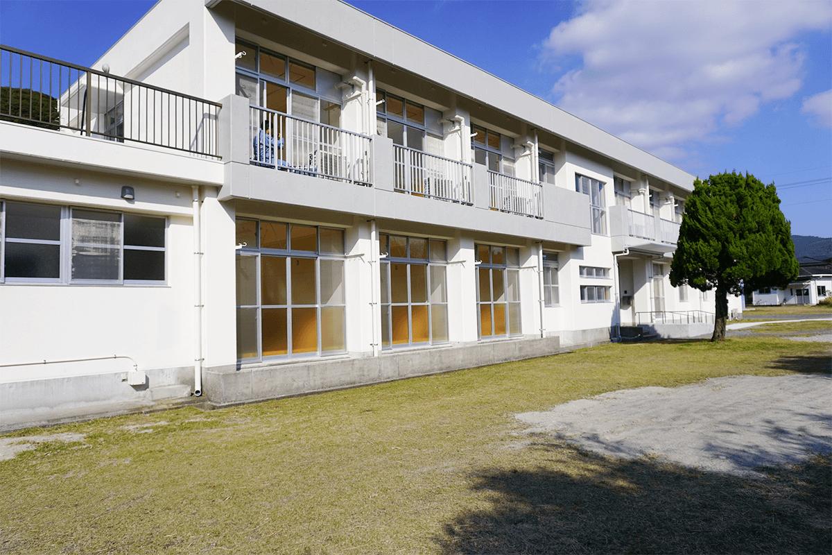 薩南工業高校大規模改修工事(寄宿舎・電気)