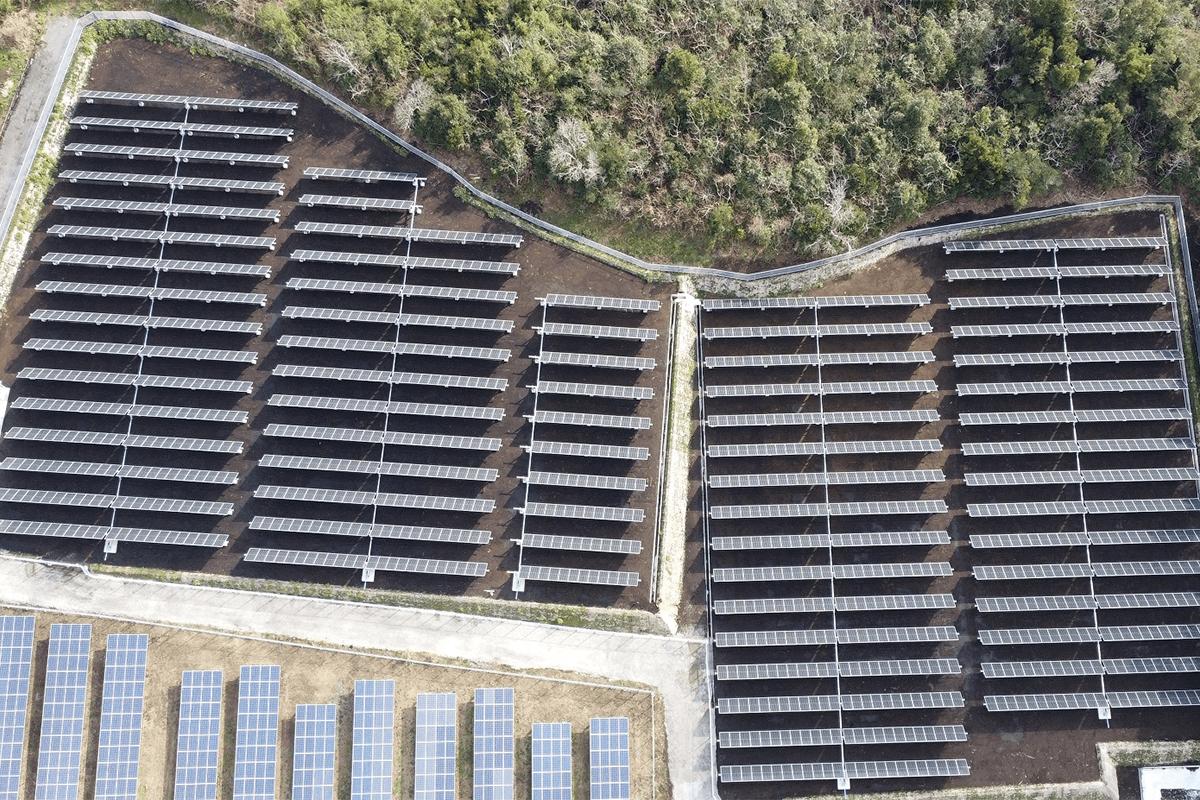 太陽光発電所電気設備工事